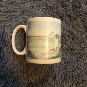 Tams Mug of Clocktower and Stickledown Range